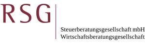 Logo von RSG Steuerberatungsgesellschaft mbH Wirtschaftsberatungsgesellschaft